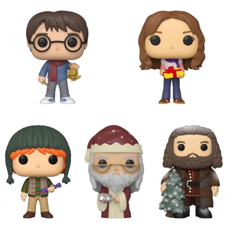 Новые Рождественские фигурки, Гарри Поттер и DC Comics