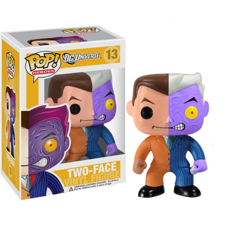 Двуликий Funko POP (Two-Face) - Vaulted - Редкий!