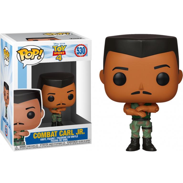 Боец Карл младший Funko POP (Combat Carl Jr.) + Мистери мини в подарок!