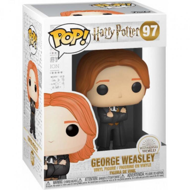 Джордж Уизли на балу Funko POP(George Weasley Yule)