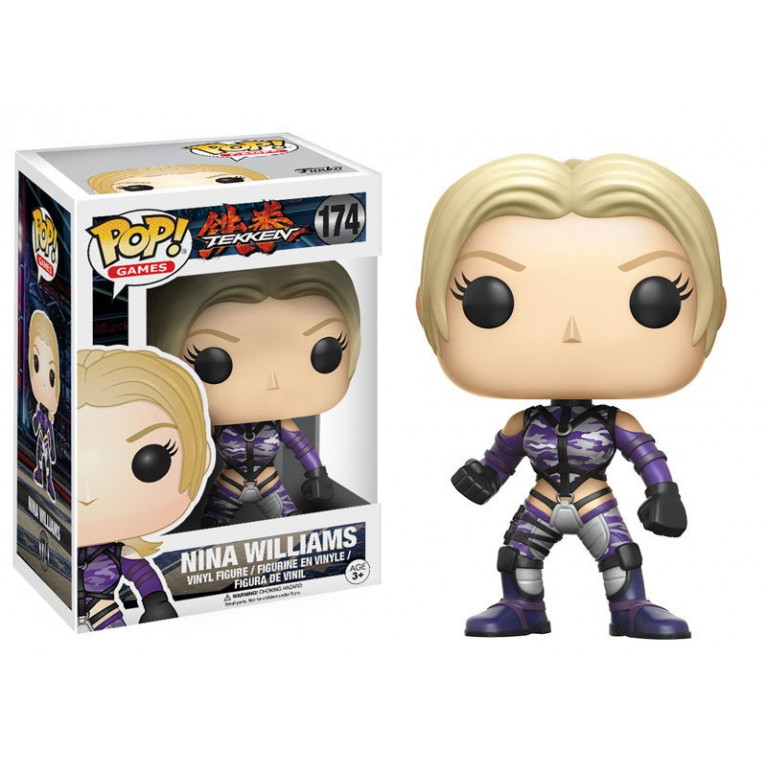 Нина Уильямс Funko POP (Nina Williams)