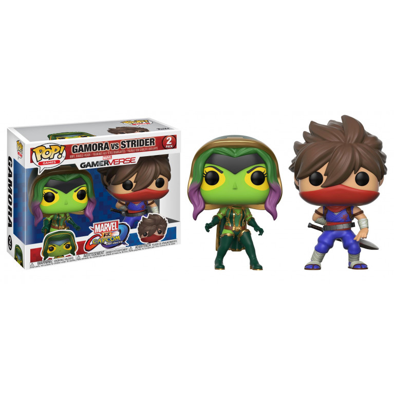 Гамора и Страйдер Funko 2-pack (Gamora and Strider)
