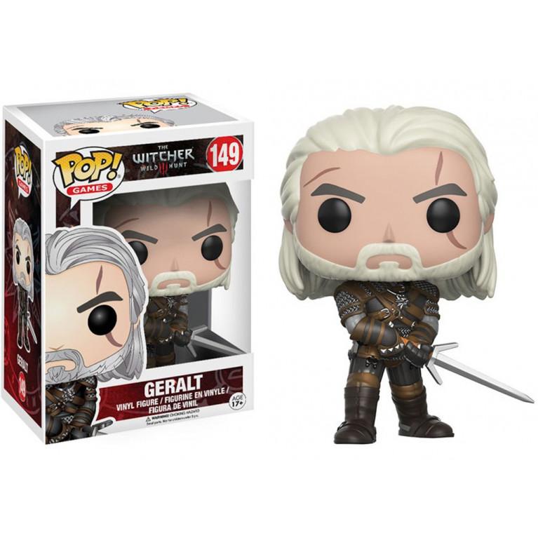 Геральт Funko POP (Geralt)