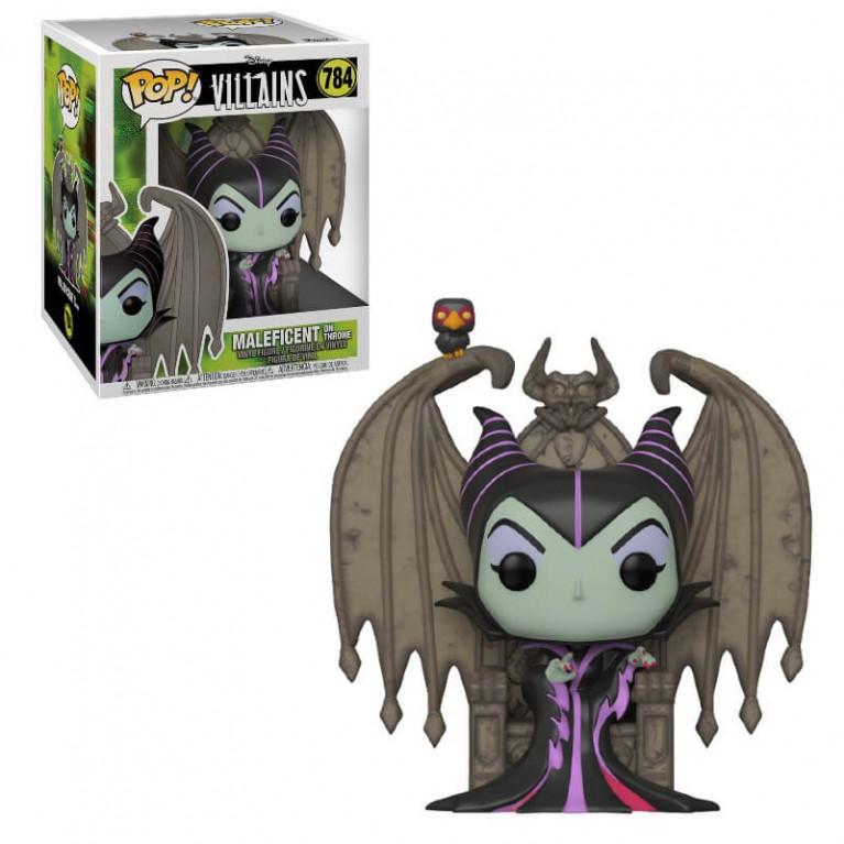 Малефисента на троне Funko POP Deluxe (Maleficent on Throne)
