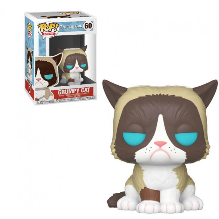 Угрюмый Кот Funko POP (Grumpy Cat)