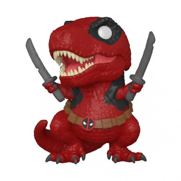 Дэдпул Динопул Funko POP (Deadpool 30th Dinopool)