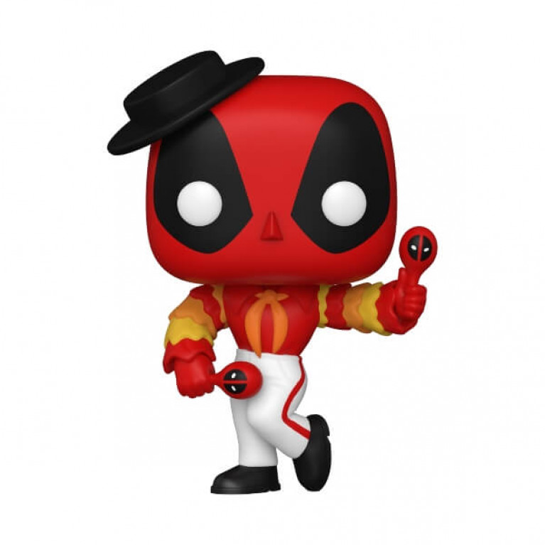Дэдпул фламенко Funko POP (Deadpool 30th Flamenco)