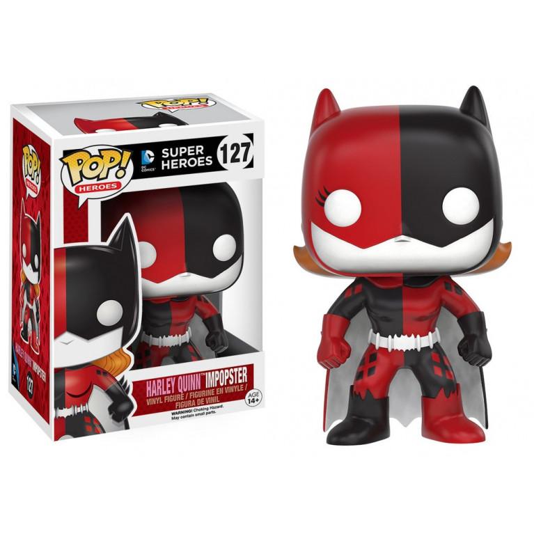 Бэтгерл Харли Импопстер Funko POP (Batgirl Harley Impopster)
