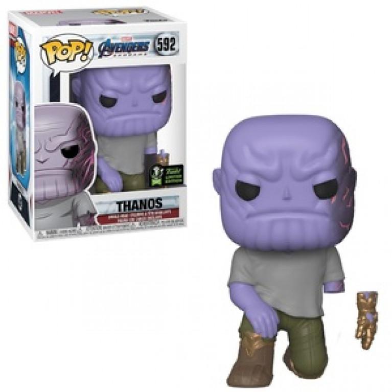 Танос без руки Funko POP (Thanos no arm) — Эксклюзив