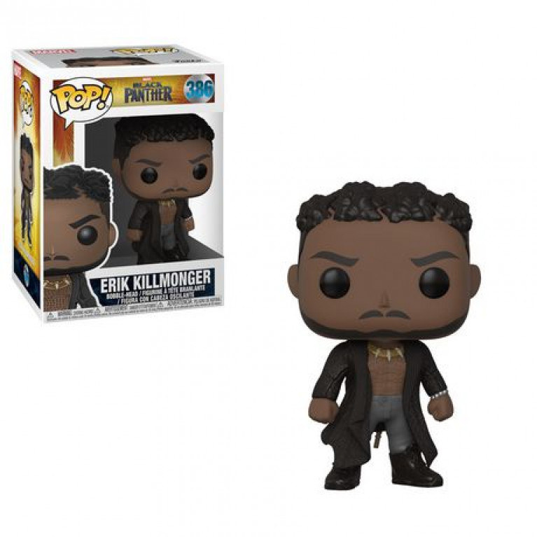 Киллмонгер Funko POP (Killmonger)