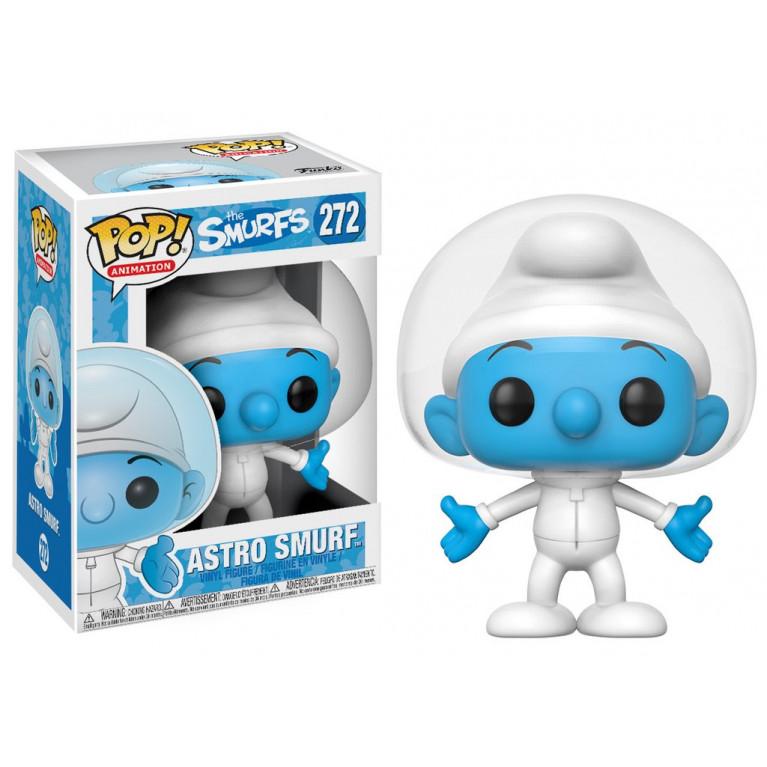 Астро Смурф Funko POP (Astro Smurf)