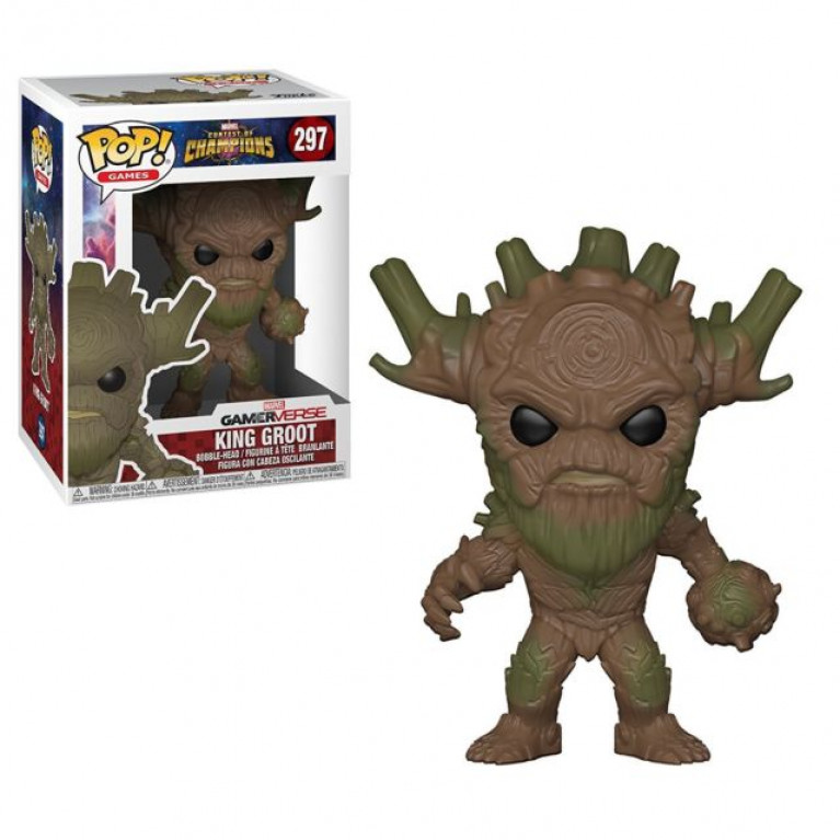 Король Грут Funko POP (King Groot)