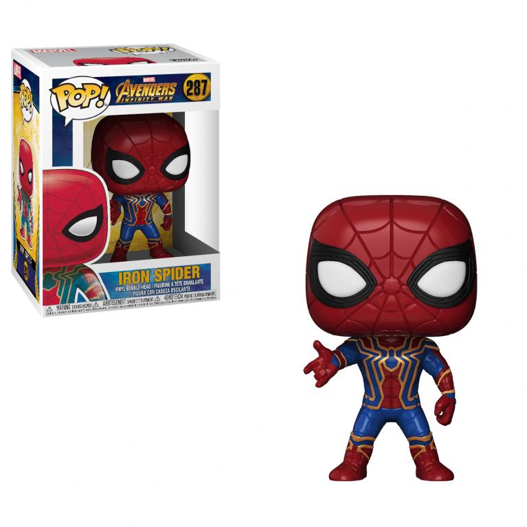 Железный Человек-Паук Funko POP (Iron Spider)