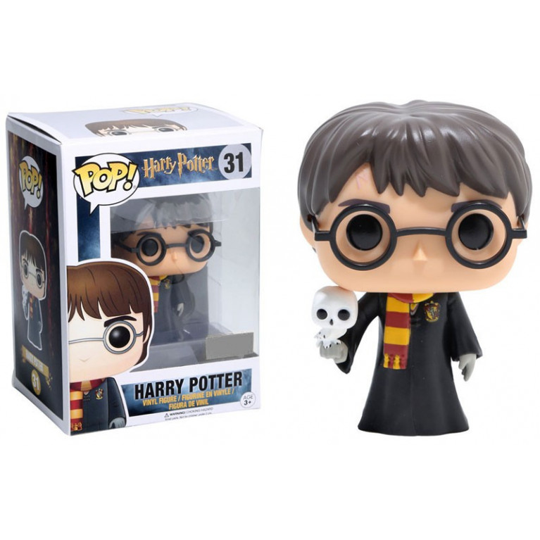 Гарри Поттер с Буклей Funko POP (Harry Potter with Hedwig)