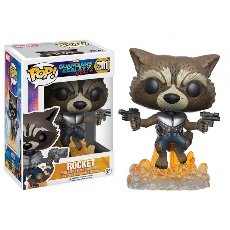 Реактивный Енот 2 Funko POP (Rocket Raccoon 2)