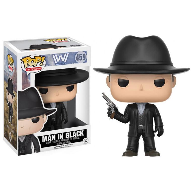 Человек в черном Funko POP (Man in black)