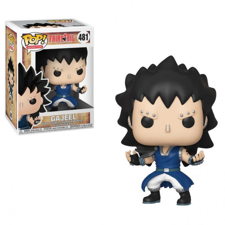 Гажил Funko POP (Gajeel)