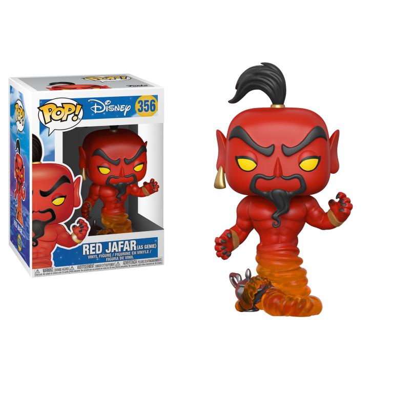 Красный Джафар Funko POP (Red Jafar as Genie)