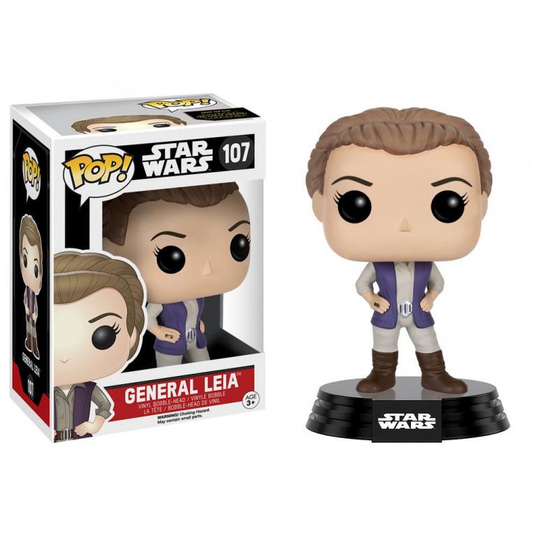 Генерал Лея Funko POP (General Leia)
