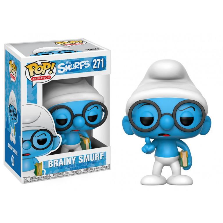 Благоразумник Funko POP (Brainy Smurf)