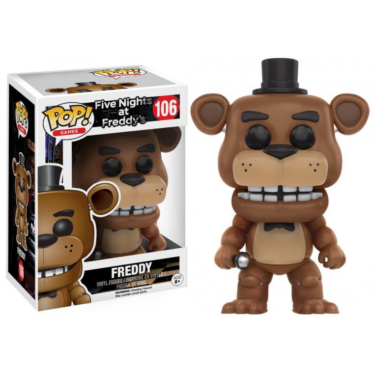 Фредди Funko POP (Freddy FNAF)
