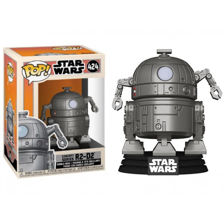R2-D2 Концепт Funko POP(R2-D2 Concept)