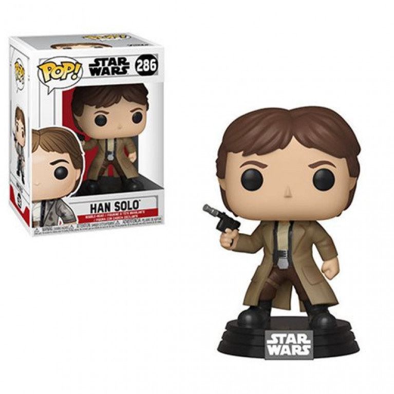 Хан Соло Эндор Funko POP (Han Solo Endor)