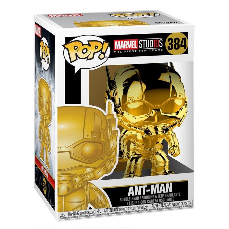 Человек-муравей Хром Funko POP (Ant-Man Chrome)