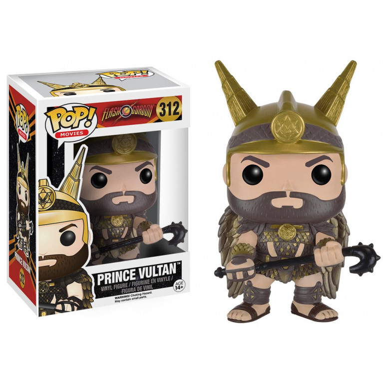 Принц Вултан Funko POP (Prince Vultan)