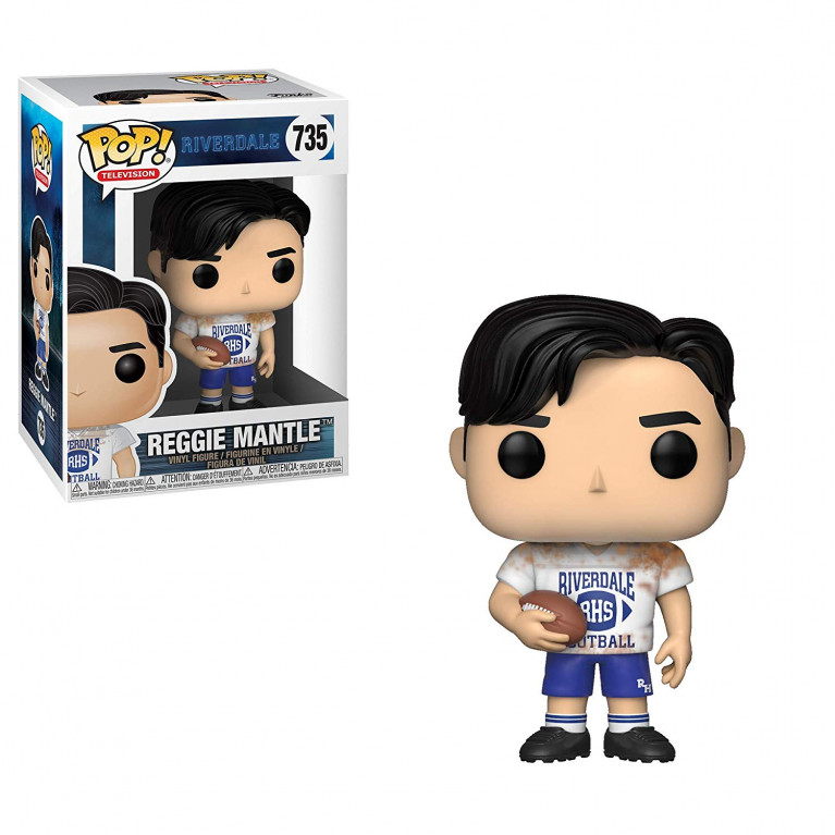 Реджи Мантл Funko POP (Reggie Mantle)