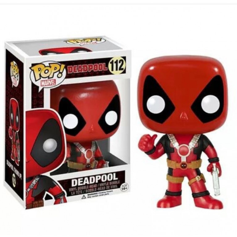 Дэдпул «палец вверх» Funko POP (Deadpool thumb up)