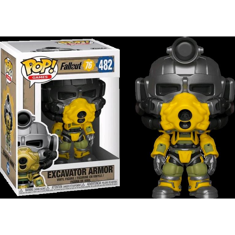 Броня для Раскопок Funko POP (Excavator Armor)