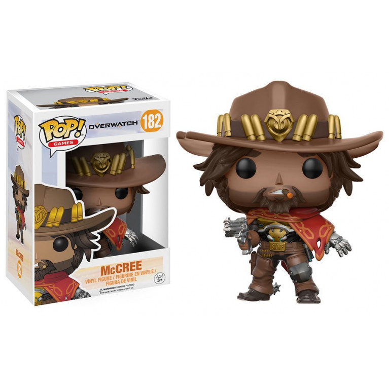 МакКри Funko POP (McCree)