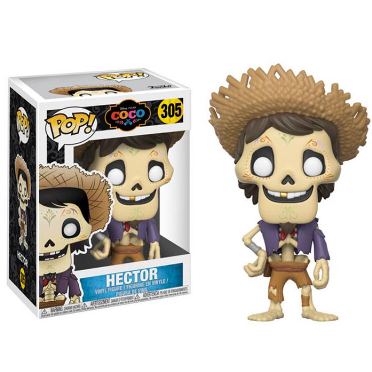 Гектор Funko POP (Hector) - мятая коробка