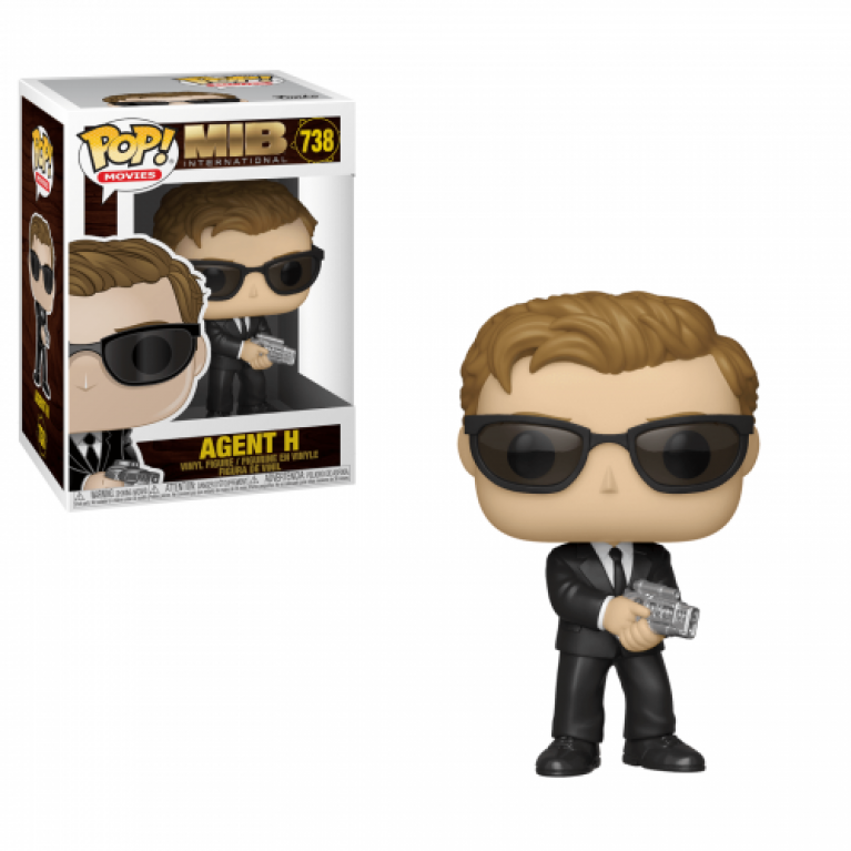 Агент Эйч Funko POP (Agent H)