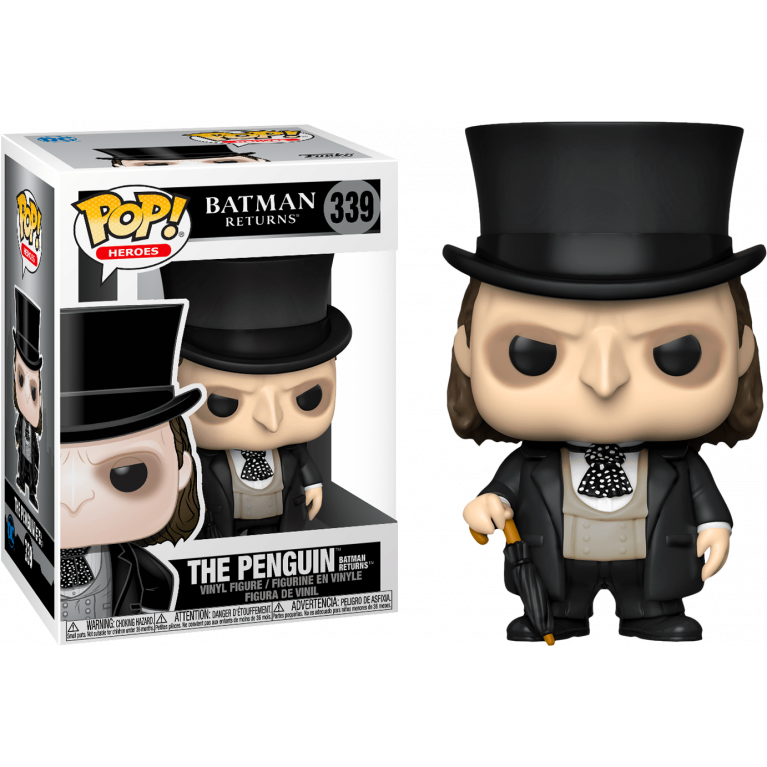 Пингвин 2 Funko POP (Penguin Batman Returns)