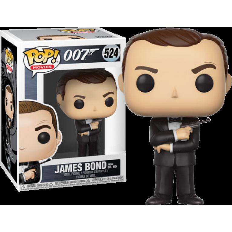 Джеймс Бонд Funko POP (James Bond Dr. No) — Эксклюзив