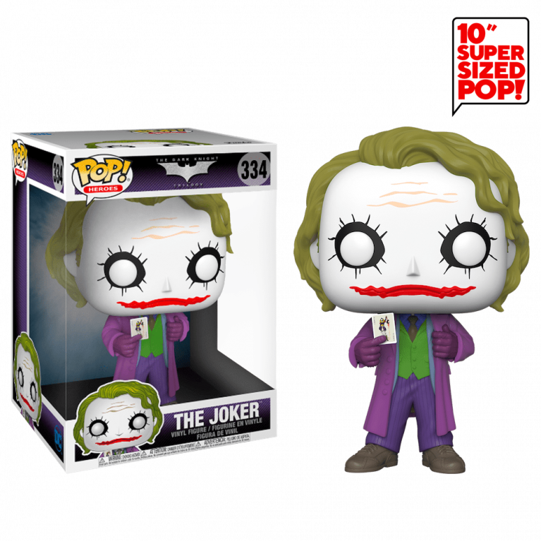 Джокер 10 дюймов Funko POP (Joker)