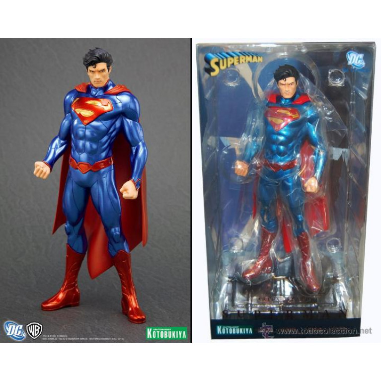 Супермен New 52 Kotobukyia 1/10 ArtFX+