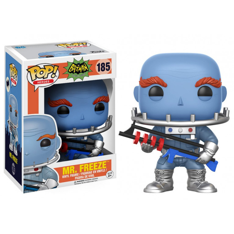 Мистер Фриз Funko POP (Mr. Freeze)