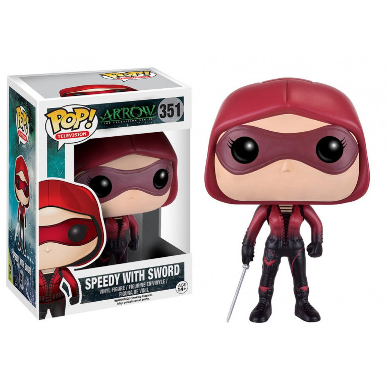 Спиди с мечом Funko POP (Speedy with sword)