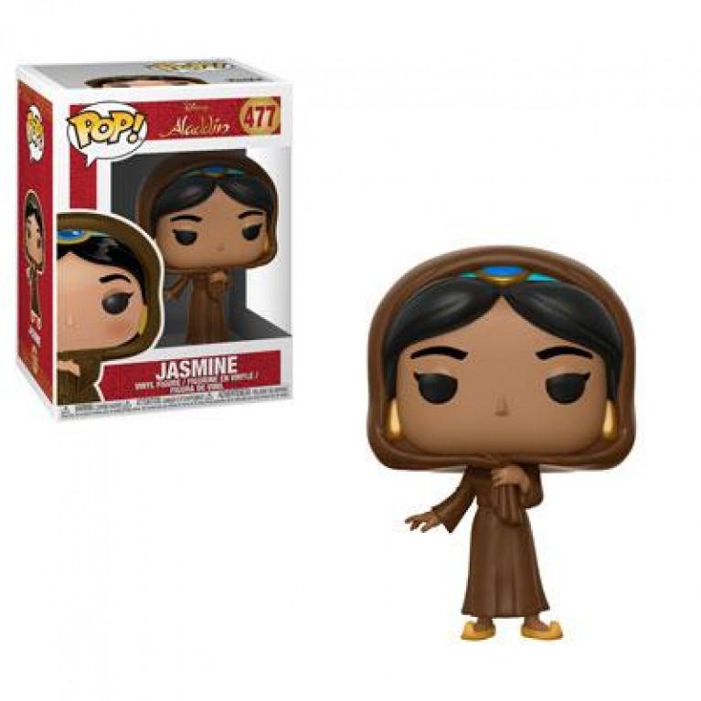 Жасмин в капюшоне Funko POP (Jasmine in disguise)