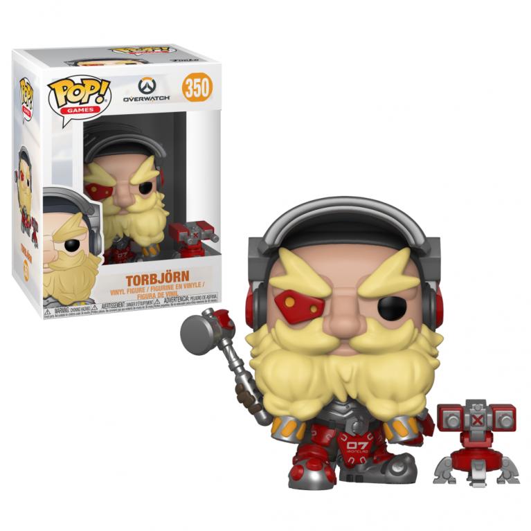Торбьорн Funko POP (Torbjörn)