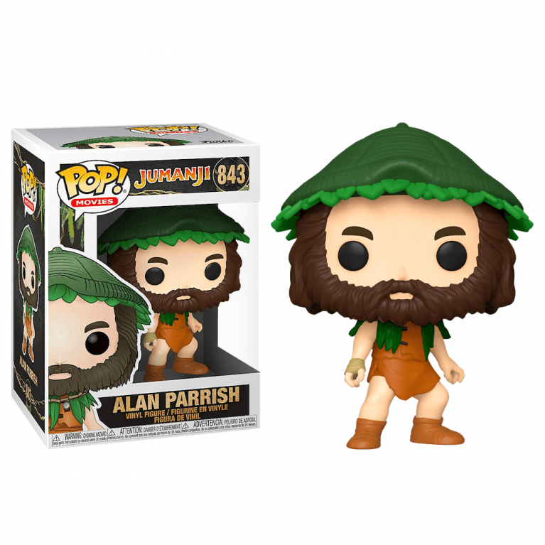 Алан Пэрриш Funko POP (Alan Parrish)