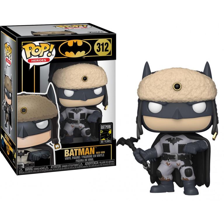 Бэтмен Красный Сын Funko POP (Batman Red Son)