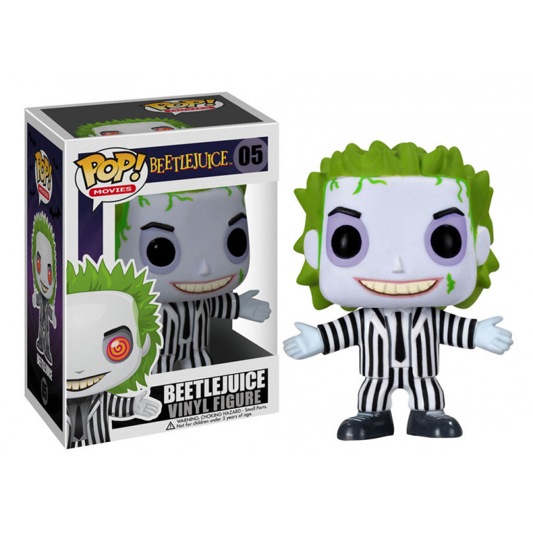 Битлджус Funko POP! (BeetleJuice)