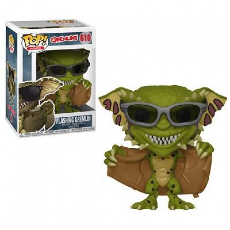 Гремлин Эксгибиционист Funko POP (Flashing Gremlin)