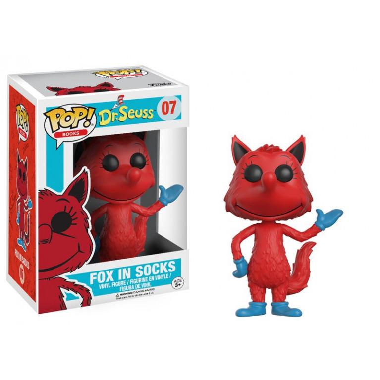 Лиса в носках Funko POP (Fox in socks)