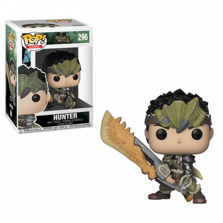 Охотник Funko POP (Hunter)