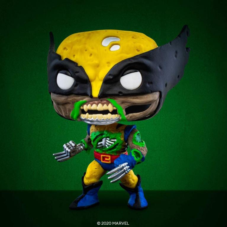 Росомаха Зомби Funko POP (Wolverine Zombie)